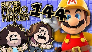 Download Super Mario Maker: 100% Of My Body - PART 144 - Game Grumps Video