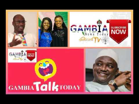 GAMBIA TODAY TALK 17TH JANUARY 2021