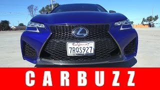 Download 2017 Lexus GS F UNBOXING Review - Is This A True BMW M5 Fighter? Video