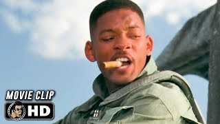 Download INDEPENDENCE DAY Clip - Welcome to Earth (1996) Will Smith Video