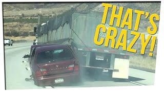 Download WEEKEND SCRAMBLE - Truck Unknowingly Drags Car for a Mile! ft. DavidSoComedy Video