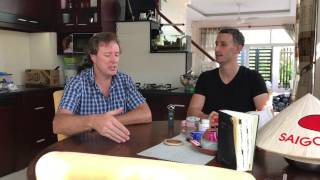 Download Fluent Southern Vietnamese in 2 Years - Interview Gavin Crossley (Fluent Speaker) Video