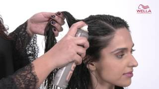 Download Wella Professionals EIMI Root Shoot Root Lifter Video