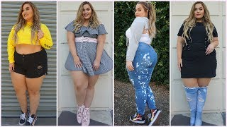Download Summer Lookbook & Outfit Ideas ♡ Plus-Size Outfits of the Week 2017 Video