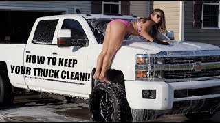 Download The SECRET to keeping your truck CLEAN!!! Video