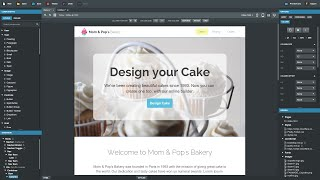 Download Creating a Website with Bootstrap Studio (Tutorial) Video
