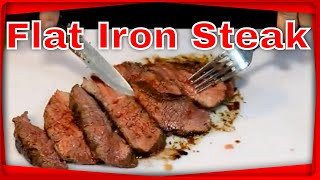 Download How to make Flat Iron Steak! (That Melts in your Mouth) Video