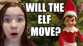 Download Does Elf On The Shelf Really Move? Elf Watch All Night! | Babyteeth More! Video