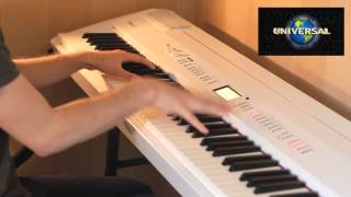 Download Classic Movie Studios theme songs intros, (20th Century Fox, Warner Bros, Universal) played on Piano Video