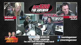 Download Chicago's Morning Answer - Col. Cedric Leighton - June 19, 2017 Video