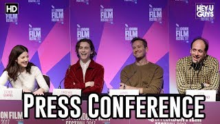 Download Call Me By Your Name Press Conference | Armie Hammer | Timothée Chalamet - LFF17 Video