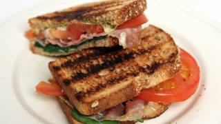 Download Italian BLT Panini- Laura Vitale - Laura in the Kitchen Episode 301 Video