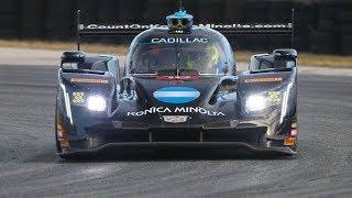 Download IMSA: Cadillac DPi.V-R Tech Tour Video