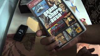 Download Used Sony PSP Unboxing + Accessories & Goodies [HD] Video