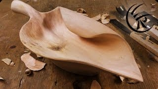 Download Woodcarving ″Fruit Bowl″ ►► Timelapse Video