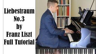 Download Liszt Liebestraum No.3 Full Tutorial - ProPractice by Josh Wright Video