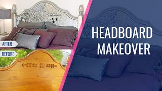 Download DIY Headboard Makeover: MyEye4DIYTV Video