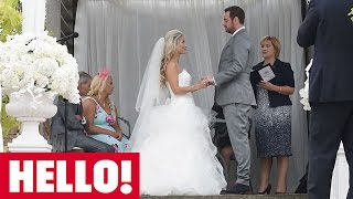 Download Danny Dyer weds his childhood sweetheart Jo Mas Video