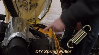 Download DIY Snowmobile Spring Puller - S2E#4 Video