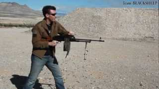 Download Shooting the PKM and AK's with Rifle Dynamics Video