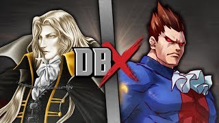 Download Alucard VS Dimitri (Castlevania VS Darkstalkers) | DBX Video