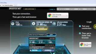 Download Browser Speed Comparision Video