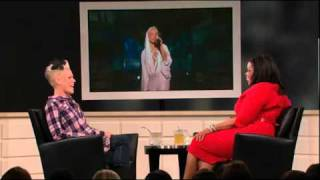 Download P!nk on Oprah After the Show 2510 Video