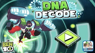 Download Ben 10 Omnitrix Glitch: DNA Decode - The DNA of your Aliens are Mixed Up (Cartoon Network Games) Video