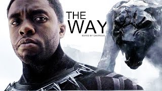 Download Black Panther (T'Challa) // The Way Video
