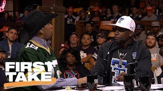 Download Deion Sanders: I don't deserve to be in Cowboys Ring of Honor | First Take | ESPN Video