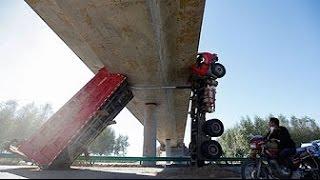 Download Эти парни умеют ездить! Водители грузовика-уровень БОГ! Профи своего дела! Video