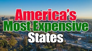 Download The 10 MOST EXPENSIVE STATES in AMERICA Video