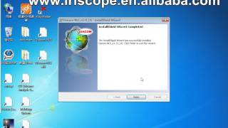 Download how to install driver and software for 3D NLS Video
