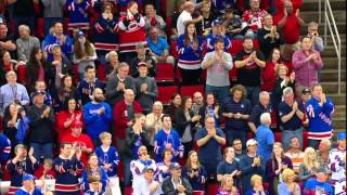 Download Hurricanes fans welcome back Eric Staal with standing ovation Video