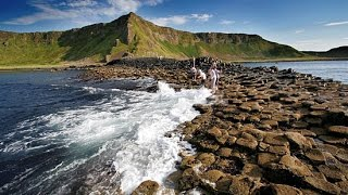 Download Giants Causeway, Belfast & Carrick A Rede Rope Bridge 1 Day Tour Video
