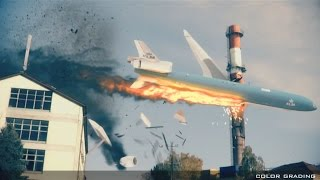 Download Plane Crash + VFX Breakdown Video