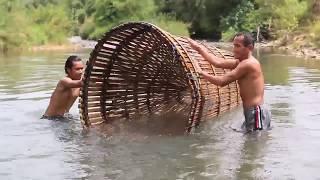 Download PESTA SUNGAI, TANGKAP IKAN CARA LAMA JAMBU LIPO Video