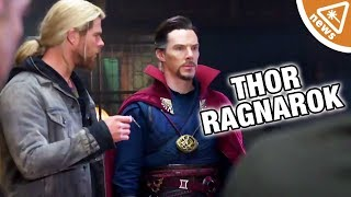 Download What Does Doctor Strange's Cameo Mean for Thor Ragnarok? (Nerdist News w/ Jessica Chobot) Video