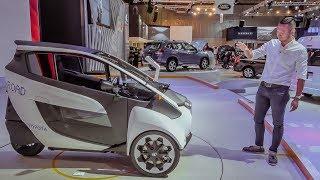 Download VMS 2018 - Khám phá xe điện 3 bánh Toyota iRoad - Phù hợp đô thị hiện đại Video