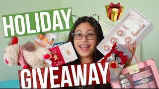 Download Holiday GIVEAWAY!!!!!! | MC Beauty Video