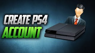 Download How To Create A PS4 User Online Account | Sign Up PSN On PlayStation 4 #YouTubersOfTheMonth Video