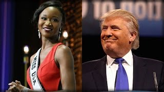 Download MISS UNIVERSE HAS A MESSAGE ABOUT TRUMP THAT WILL MAKE LIBERALS SCREAM!! Video