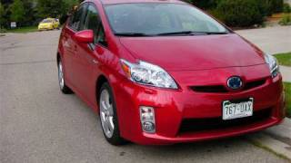 Download 2010 Toyota Prius hybrid Review Video