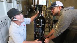 Download Jordan Cabernet Sauvignon Melchior Big Bottle (18 Liter) | Food & Wine Classic at Aspen Video