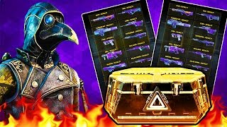 Download PULLED 3 LEGENDARY'S! - HUGE Advanced Supply Drop LIVE OPENING! (COD AW) | Chaos Video
