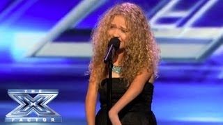 Download Rion Paige - Judges are ″Blown Away″ - THE X FACTOR USA 2013 Video