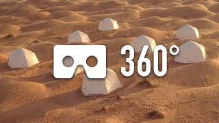 Download Sahara Desert Camp - 360° VR Video