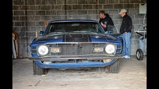 Download Divine Intervention Barn Find - Super Cobra Jet Mustang 1970 Mach 1 Video