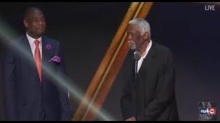 Download Bill Russell Receives the 2017 NBA Lifetime Achievement Award | NBA on TNT Video