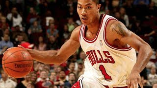 Download Derrick Rose's First NBA Game! AMAZING! Video
